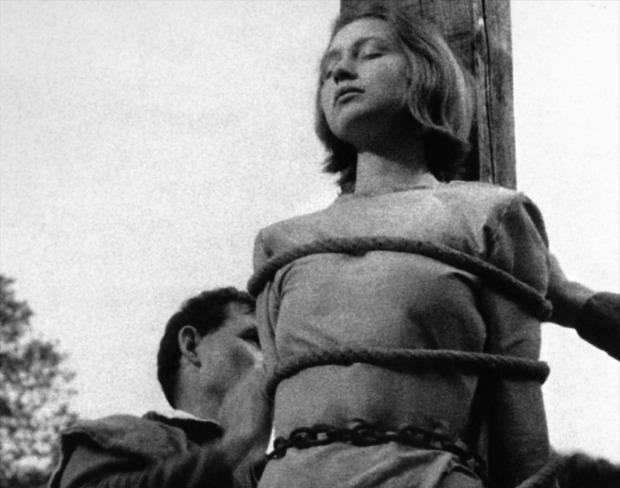 1962 Le proces de Jeanne dArc - El proceso de Juana de Arco (foto) 02